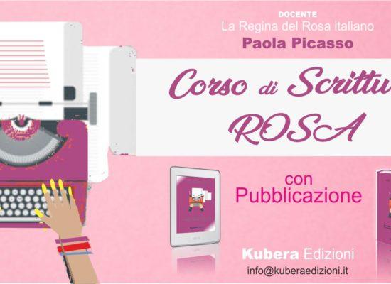 corso di scrittura rosa con pubblicazione