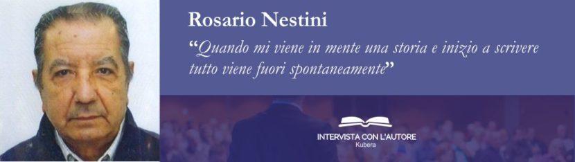 INTERVISTA ROSARIO NESTINI
